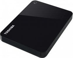Внешний жесткий диск 2Tb Toshiba Canvio Advance Black (HDTC920EK3AA)