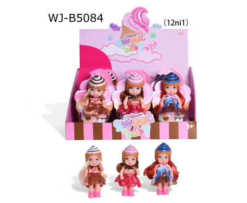 Куколка, сладкая серия 3 вида в ассортименте [DH2210A]