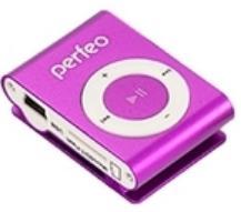 Плеер Perfeo VI-M001 фиолетовый