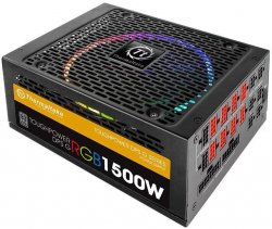 Блок питания 1500W Thermaltake ToughPower DPS G RGB (PS-TPG-1500DPCTEU-T)
