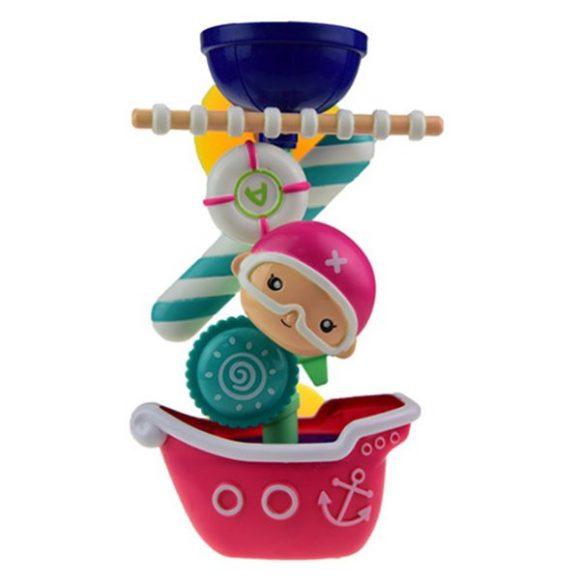 Купить НАША ИГРУШКА Игрушка для купания пиратская мельница [200278070], Наша игрушка, пластмасса, Детские игрушки для ванной