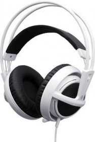 Гарнитура SteelSeries Siberia Full-size Headset v2 white