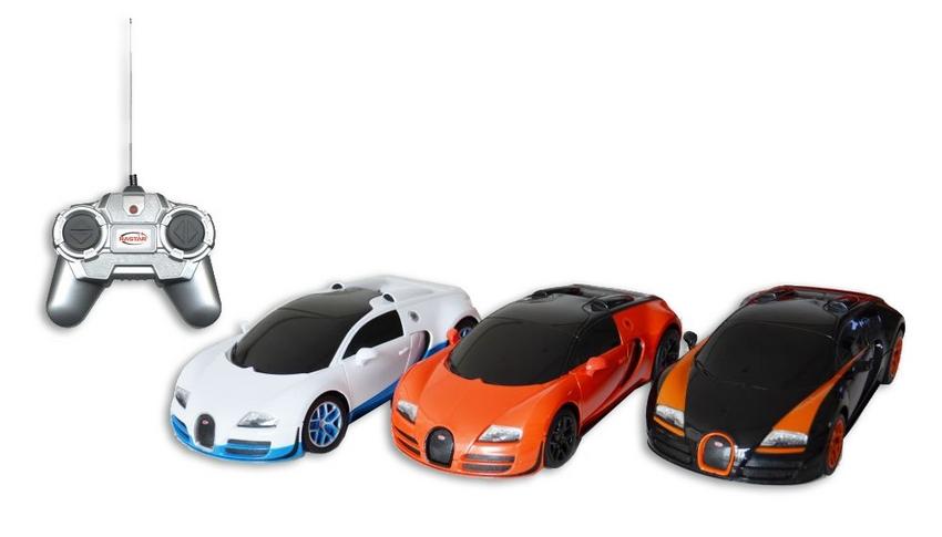 Купить RASTAR Машина радиоуправляемая Bugatti Veyron Grand Sport Vitesse [53900], Пластик, металл, Китай, Игрушечные машинки и техника