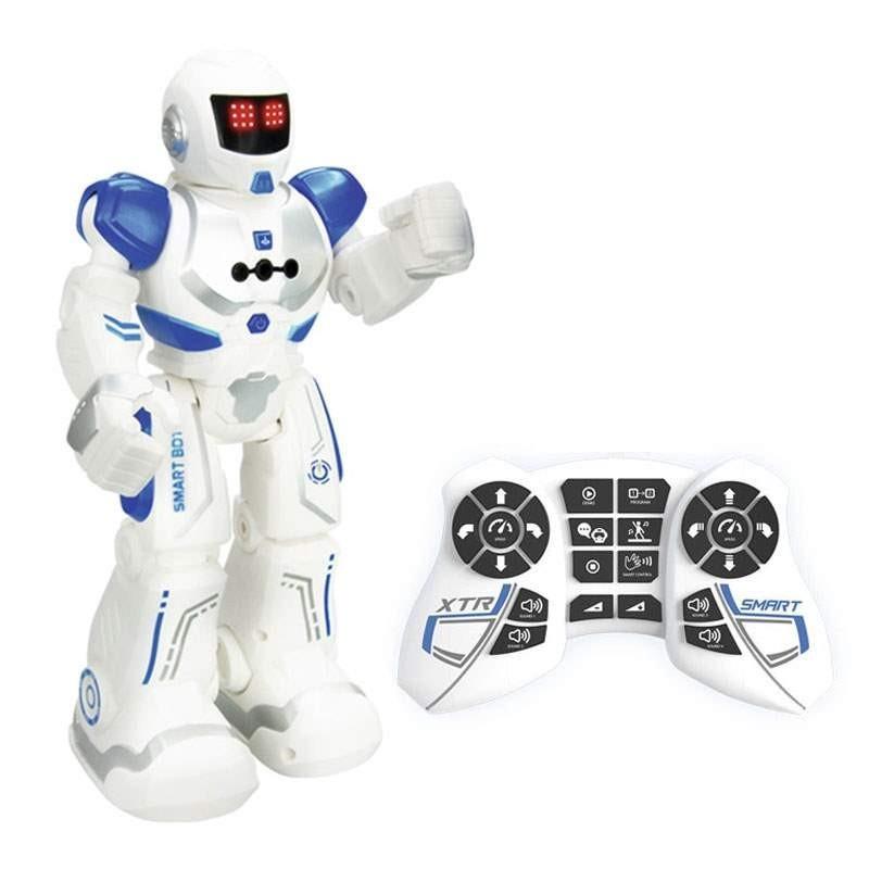 Купить LONGSHORE LIMITED Робот на р/у Xtrem Bots: Агент, свет. и звук. эффекты [XT30037], Игрушечные роботы и трансформеры