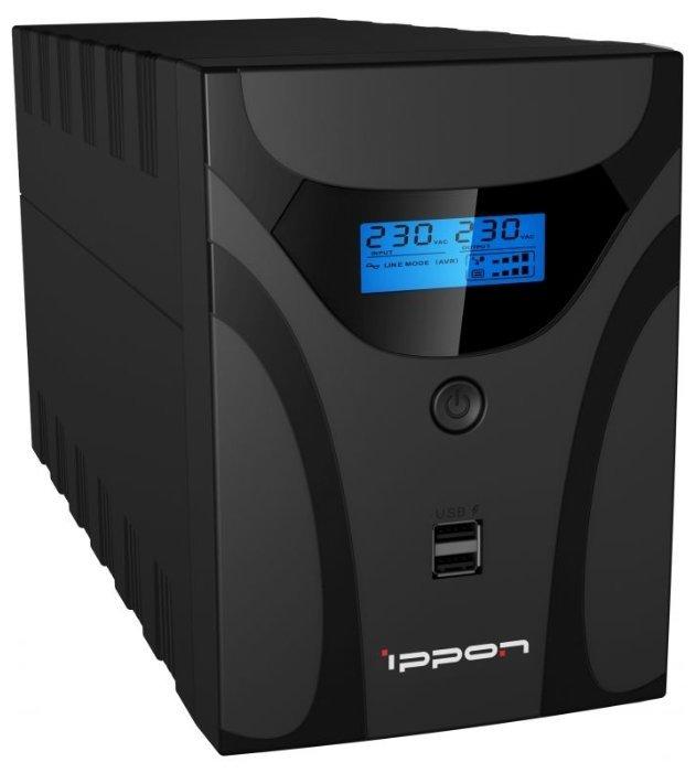 ИБП Ippon Smart Power Pro II 1600 фото
