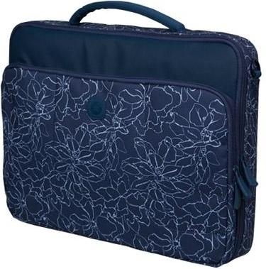 Купить Сумка для ноутбука 15.6 Continent CC-031 Blueprints, Горизонтальная сумка, Синий