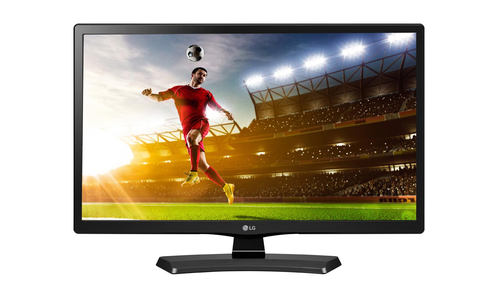 Купить Телевизор LG 20MT48VF-PZ, Черный, Россия