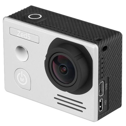 Экшн-камера AC Robin ZED5 1xExmor R CMOS 12Mpix серебристый
