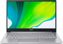 Ноутбук Acer Swift 3 SF314-42-R7GQ (NX.HSEER.00E) серебристый
