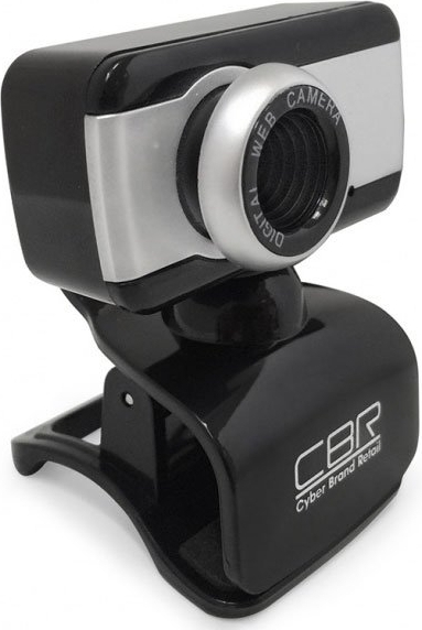 Веб-камера CBR CW 832M Silver