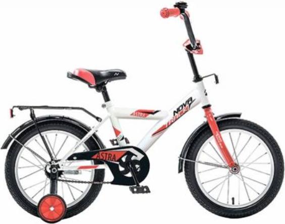 Купить NOVATRACK Велосипед хардтейл Astra (2019), белый [183ASTRAWT9], Велосипеды для взрослых и детей