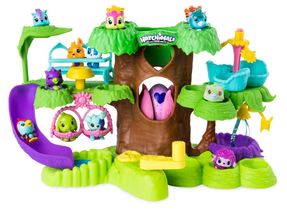 Игровой набор Hatchimals - Детский сад для птенцов [19109], Игровые наборы и фигурки для детей  - купить со скидкой