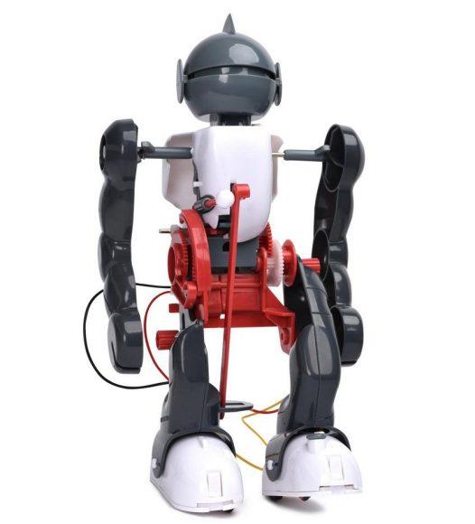 Купить КАКАДУ Набор сделай сам Робот-гимнаст [RoboGym1], Какаду, пластик, Металл, Конструкторы