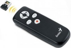 Презентер Genius Media Pointer 100 Black