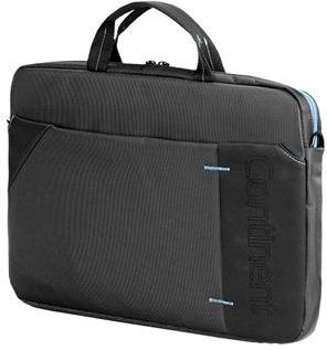 Купить Сумка для ноутбука 15, 6 Continent CC-205 GB, Горизонтальная сумка, Серый