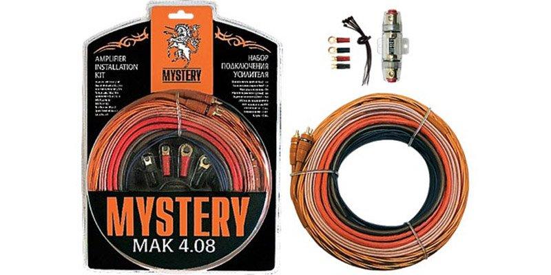 Установочный комплект Mystery MAK 4.08.