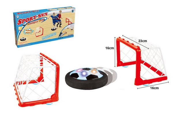 Купить SHANTOU Набор для игры в аэрофутбол Bumper Ball [789-19D], Настольный футбол, хоккей, бильярд
