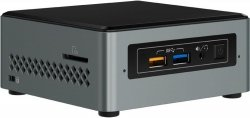 Платформа Intel NUC6CAYH NUC kit