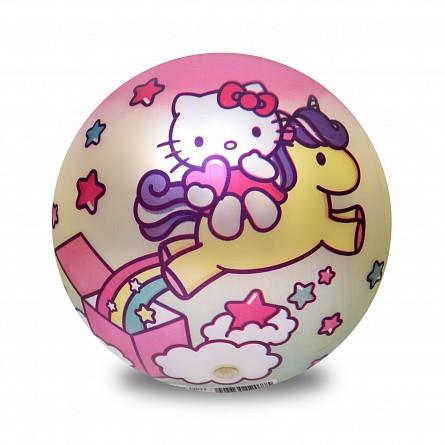 Купить Мяч Hello Kitty-2 , 15 см [12077ЯиГ], Яигрушка, ПВХ, Детские мячи и прыгуны