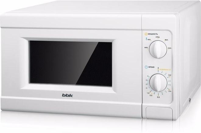 Микроволновая печь соло BBK 20MWS-705M/W фото