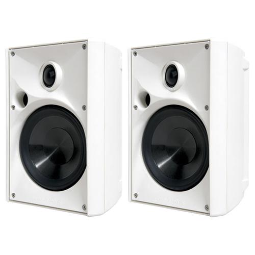 Купить Настенная акустическая система SpeakerCraft OE 6 One White (в комплекте 1 колонка), фазоинверторного типа, пассивная, подвесная, Белый, Китай