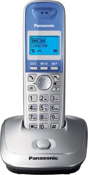 Радиотелефон Panasonic KX-TG 2511RUS