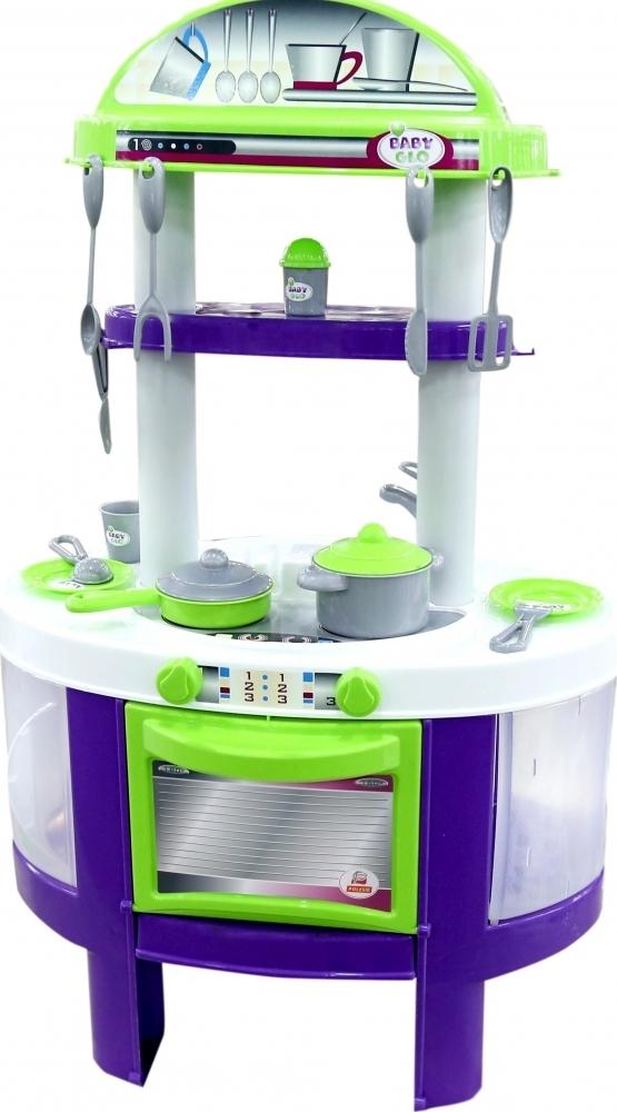 Купить ПОЛЕСЬЕ Набор BABY GLO №1 (в пакете) [44938P], Детские кухни и бытовая техника