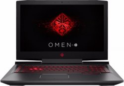 Ноутбук HP Omen 17-an013ur (2CK21EA) Black