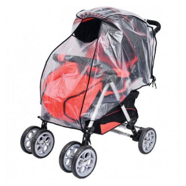 Купить 12347050, SPORT BABY Дождевик полиэтиленовый на прогулочную коляску Малый, [3], Аксессуары для колясок и автокресел