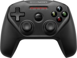 Геймпад SteelSeries Nimbus Wireless Controller black