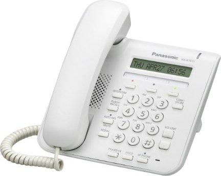 VoIP-телефон Panasonic KX-NT511ARUW