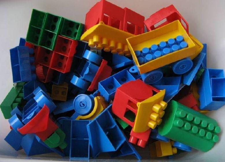 Купить КРОХА Конструктор Кроха Classik , 152 элемента [61], пластмасса, Конструкторы