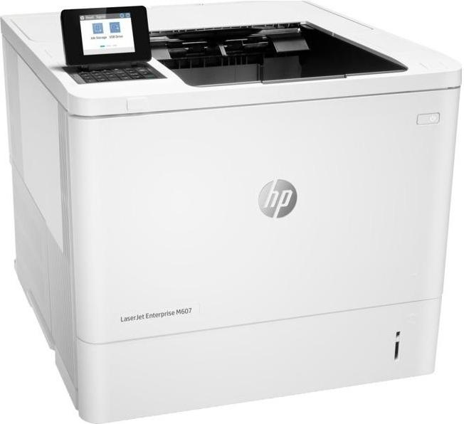 Монохромный лазерный принтер HP LaserJet Enterprise M607dn фото
