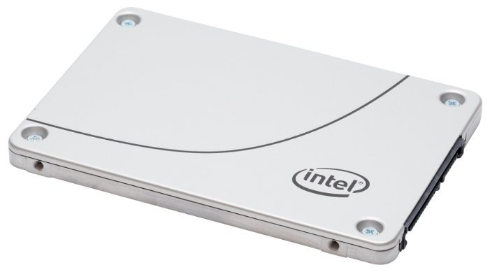 Накопитель SSD 960 Гб Intel D3 S4510 Series (SSDSC2KB960G801) SATA 2.5