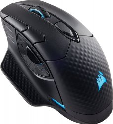 Беспроводная мышь  Corsair Dark Core RGB Black (CH-9315011-EU)