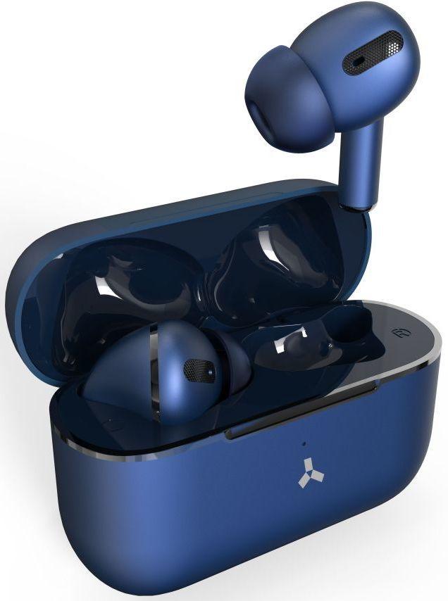 Картинка - Наушники беспроводные Accesstyle Indigo TWS Blue