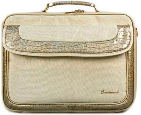 Купить Сумка для ноутбука 15.6 Continent CC-05 Biege, Горизонтальная сумка, Бежевый