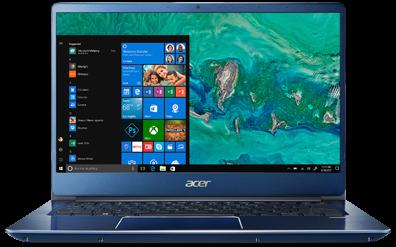 Купить Ультрабук Acer Swift 3 SF314-56-50X7 (NX.H4EER.005) Синий, Китай