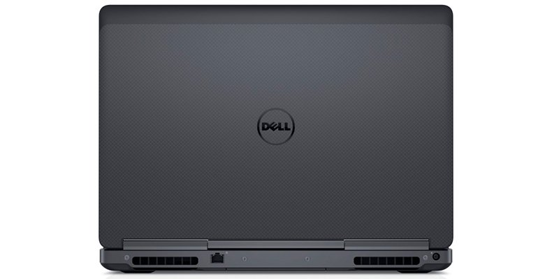 Ноутбук Dell Precision 7710 (7710-4612) Black