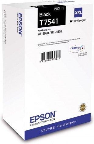 Струйный картридж Epson T7541 XXL Black (C13T754140) фото