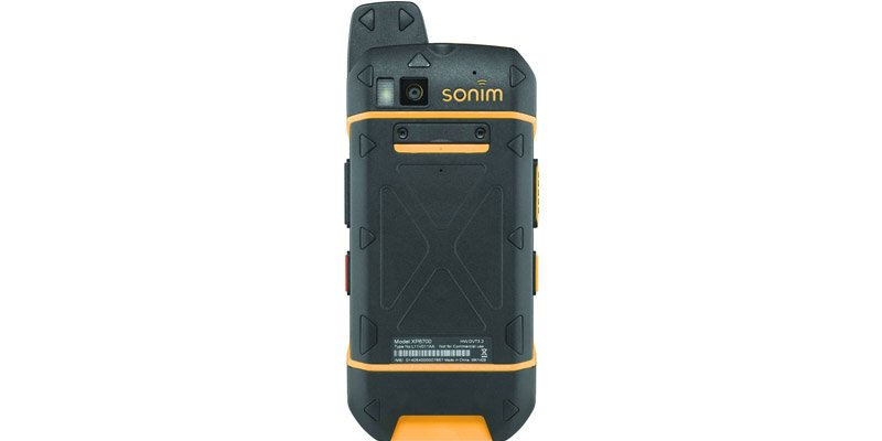 Смартфон Sonim XP6 Yellow-Black