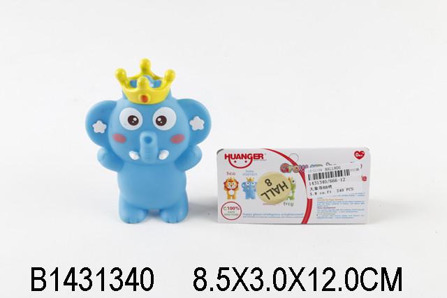 Купить PLAY SMARTJOY TOY) Игрушка для детей - Слоник [1431340-R], Детские игрушки для ванной