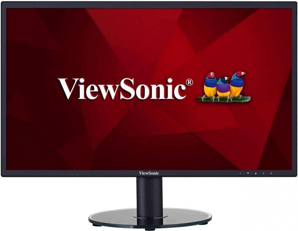 Купить Монитор Viewsonic 24 VA2419-sh, Черный, Китай