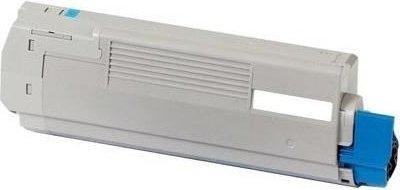 Тонер-картридж OKI Toner Cartridge TONER-C (43487723), Сyan (Голубой), Китай  - купить со скидкой