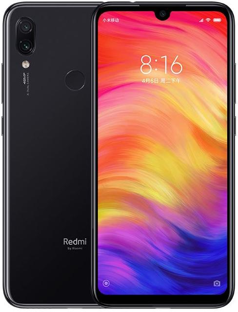 Смартфон Redmi Note 7 3/32GB черный
