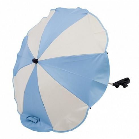 Купить ALTABEBE Зонтик для коляски, цвет: бежево-голубой, [AL7001-29], полиэстер, Аксессуары для колясок и автокресел