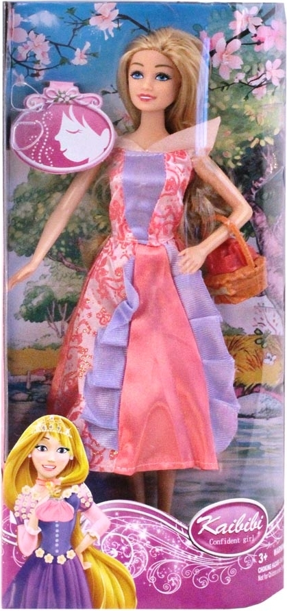 Купить КУКЛЫ KAIBIBI Кукла Принцесса , цвета в ассорт., с аксессуар., в/к 15, 5*32, 5*5, 5 см [JB700431], Куклы и пупсы
