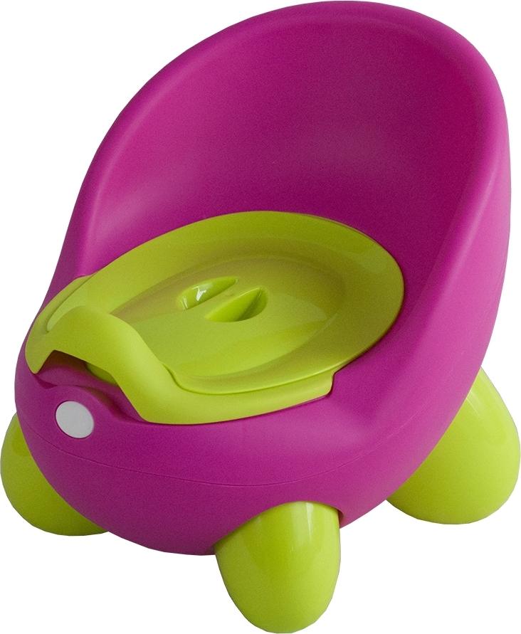 PITUSO Детский горшок ЛУНОХОД Розовый PINK 30x27x28, 5 см [8105], Горшки и детские сиденья на унитаз  - купить со скидкой