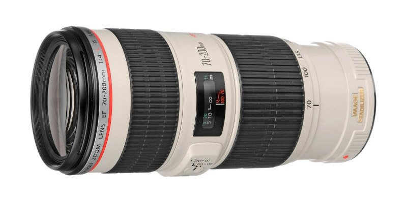 Объектив Canon EF 70-200mm f/4L IS USM 1258B005