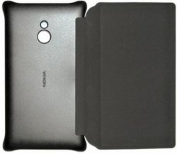 Чехол Nokia CP-632 для Nokia XL Black 02741X6